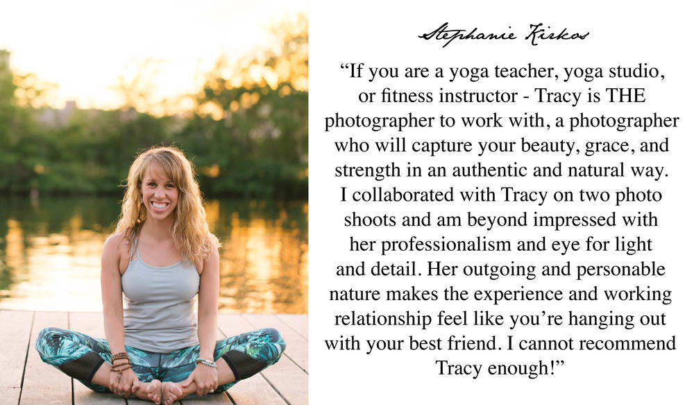 Five Star Review Boston Yoga Photographer