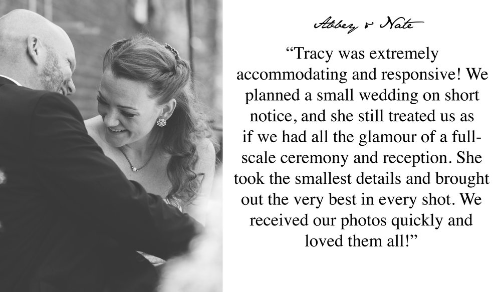 Boston Wedding Photographer - 5 Star Review