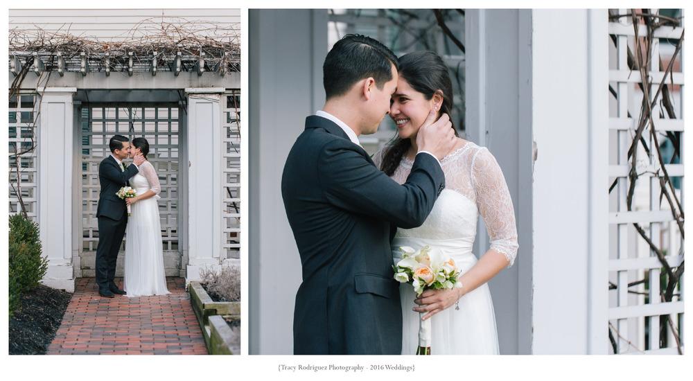 Mariana and Michael's Cambridge, MA Wedding