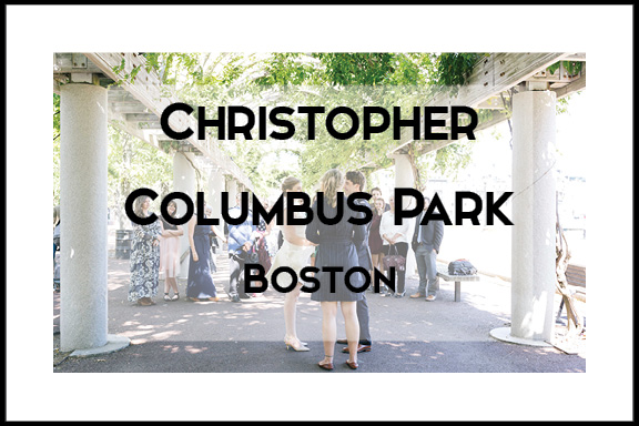 Christopher Columbus Waterfront Park Wedding Photography by Tracy Rodriguez Photography
