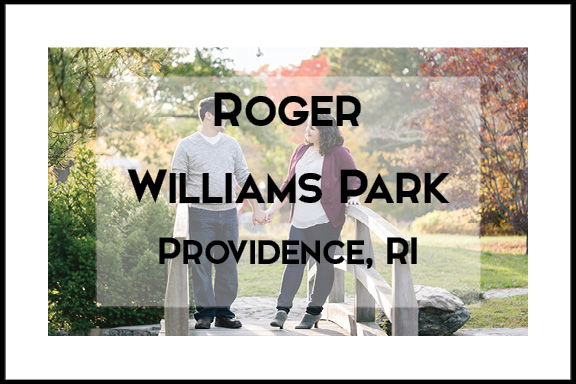 Roger Williams Park Engagement Session Photography by Tracy Rodriguez Photography