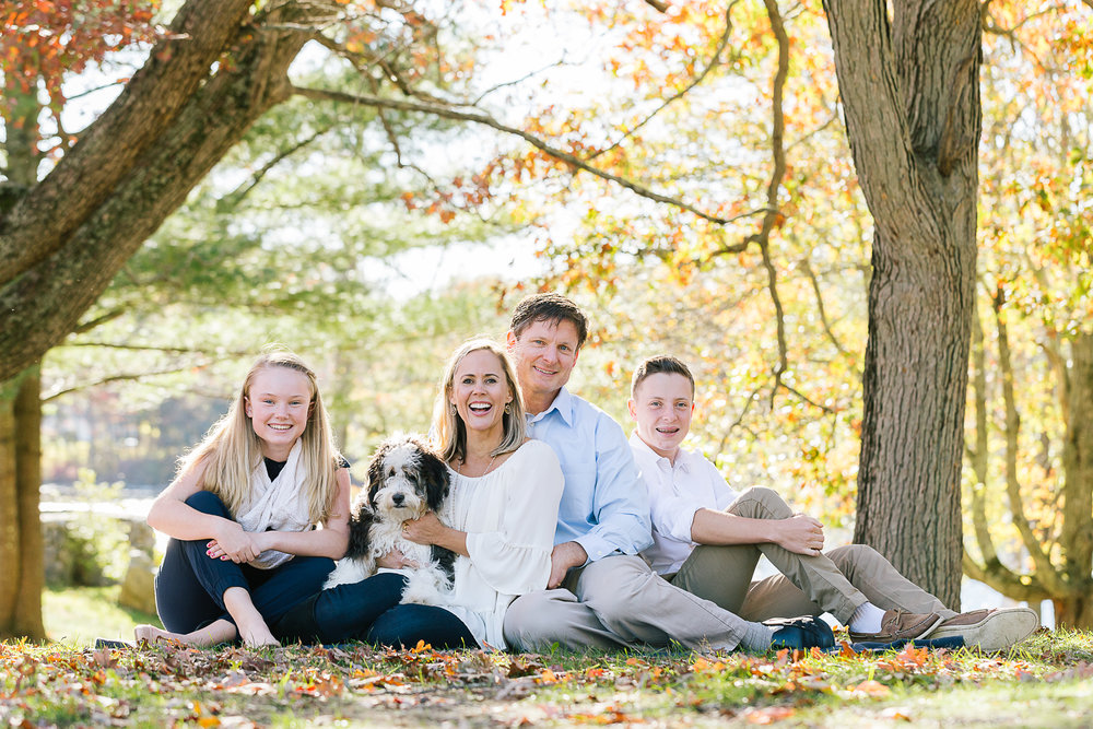 Dedham Family Photographer