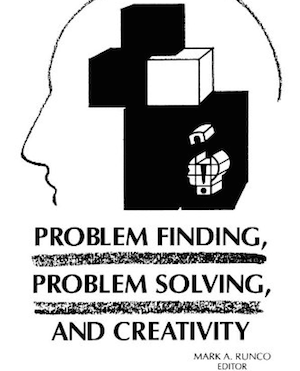 problem finding problem solving and creativity by mark a runco