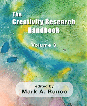 creativity runco mark a
