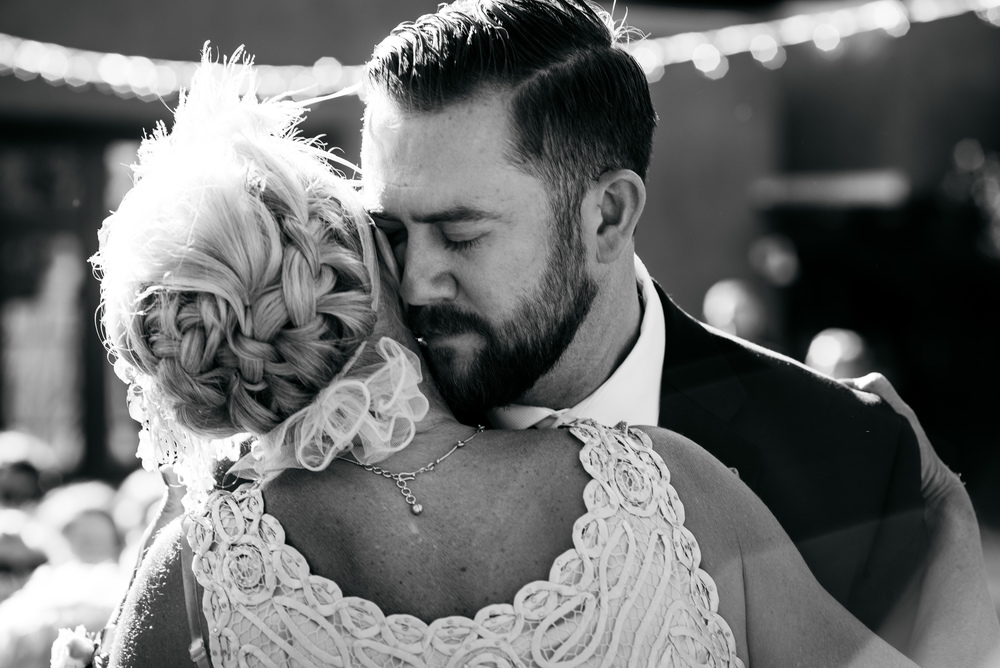 Extended Play Photography Santa Fe Loretto Wedding