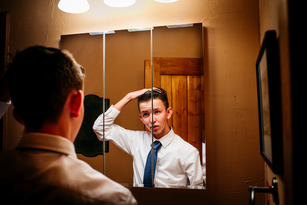 Extended Play Photography documentary wedding photography in Albuquerque, New Mexico.