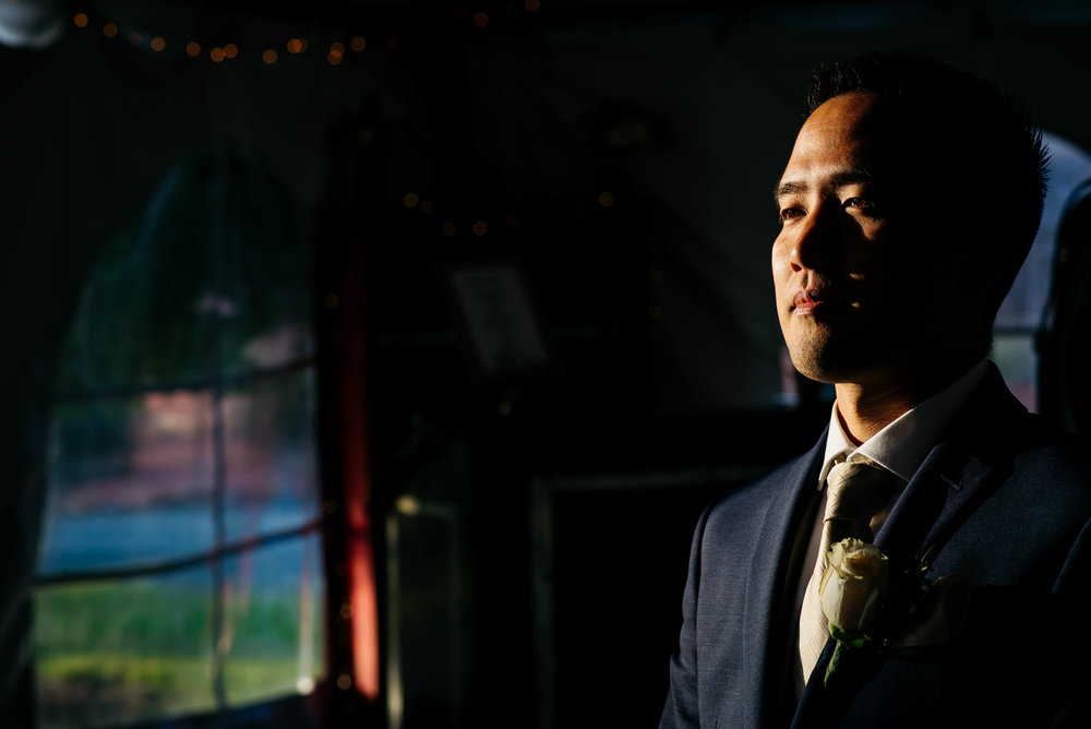 Extended Play Photography documentary wedding photography in Albuquerque, New Mexico. Capitan wedding portrait.