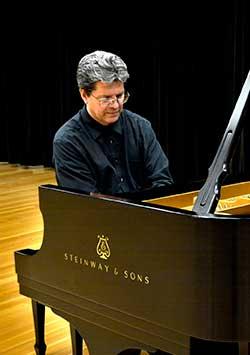 NELSON PADGETT, PIANO