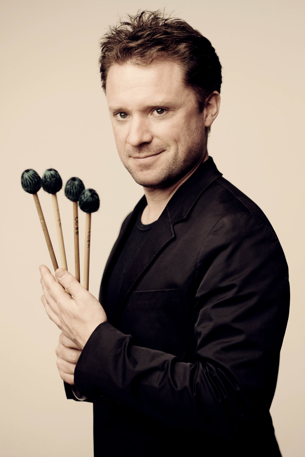 Colin Currie, Percussion