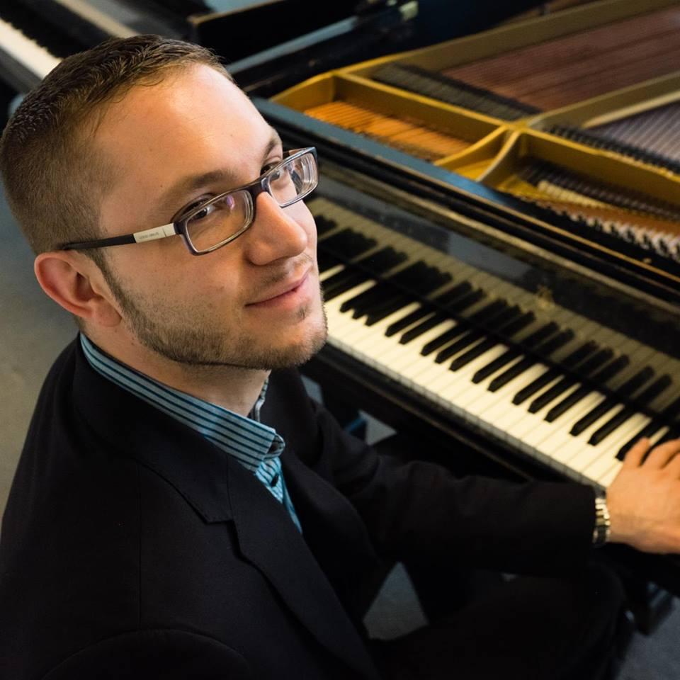 Matthieu Cognet , Piano