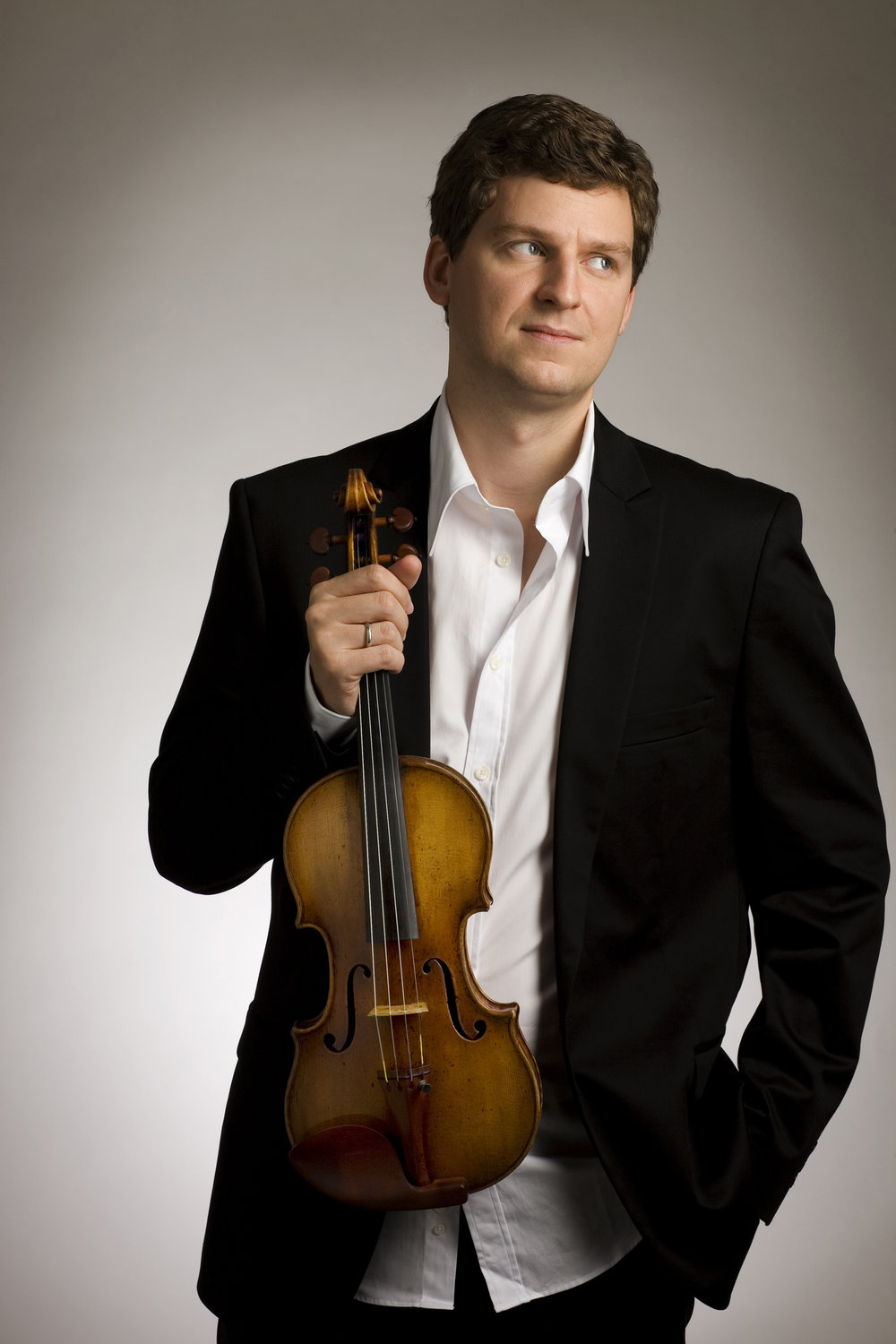 James Ehnes , violin