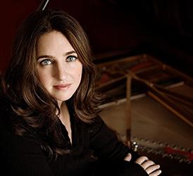 Simone Dinnerstein , piano