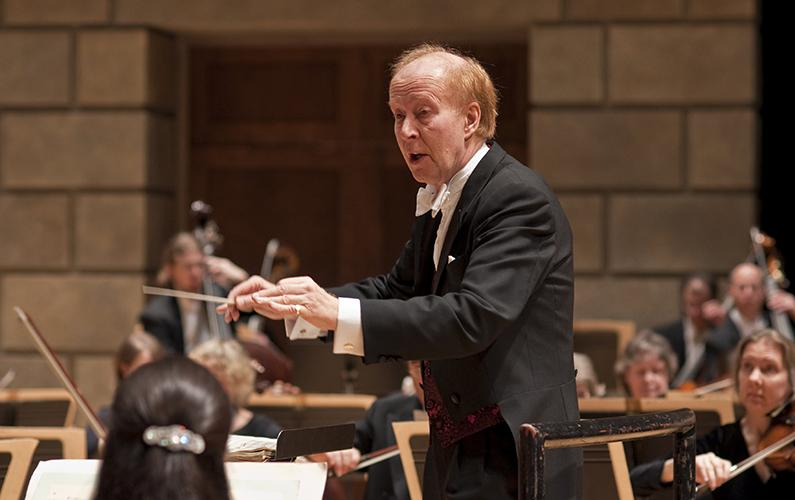 Christopher Seaman , Conductor Laureate