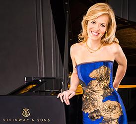 Olga Kern  , piano
