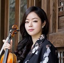 Dami Kim, violin