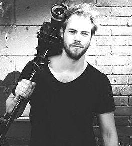 Bob van de Gronde   Filmexpert // Director