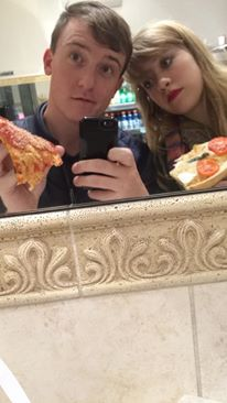 Late night (and a little drunk) New York City pizza