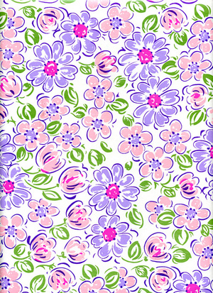 Gift wrap for her rich plus gift wrapping paper wholesale violet flower ladys gift wrapping paper wholesaleg mightylinksfo
