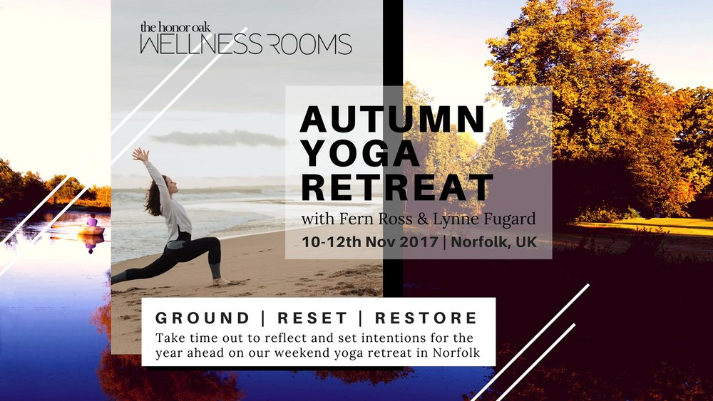 3 day yoga retreat in Norfolk 2017