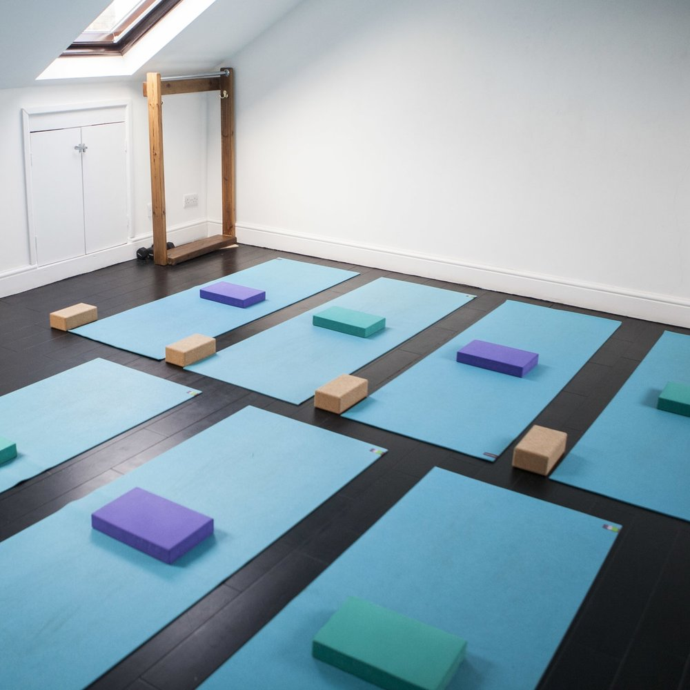 Yoga For Beginners - Saturday 1st September