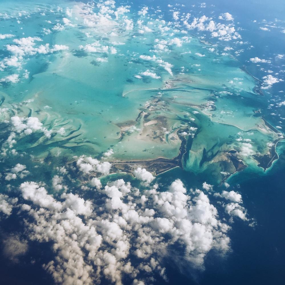 Острова Карибского залива.