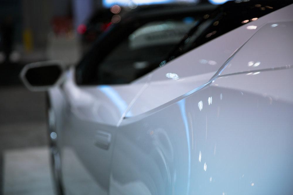 Lamborghini Huracan at 2017 Chicago Auto Show - McCormick Place - Chicago, IL