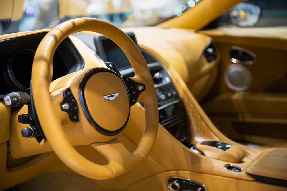 Aston Martin DB11 at 2017 Chicago Auto Show - McCormick Place - Chicago, IL