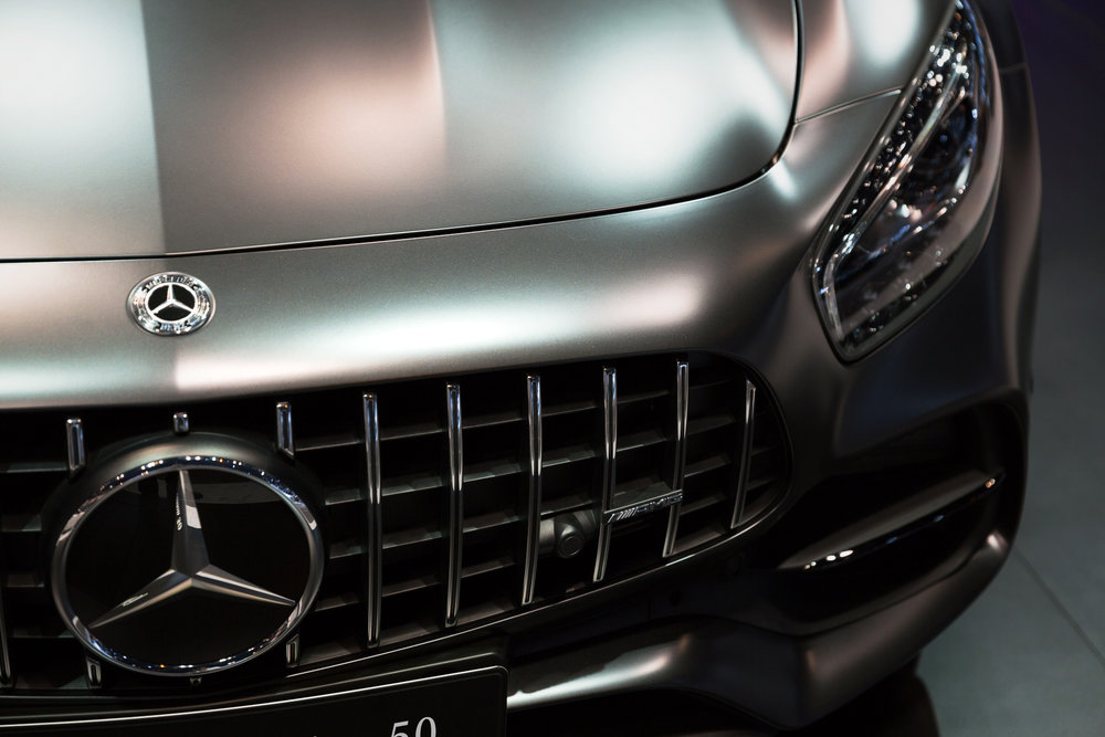 Mercedes-Benz AMG GT at 2017 Chicago Auto Show - McCormick Place - Chicago, IL