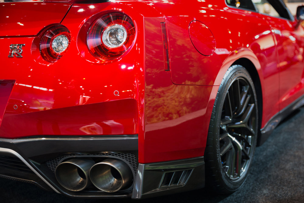 Nissan GTR at 2017 Chicago Auto Show - McCormick Place - Chicago, IL