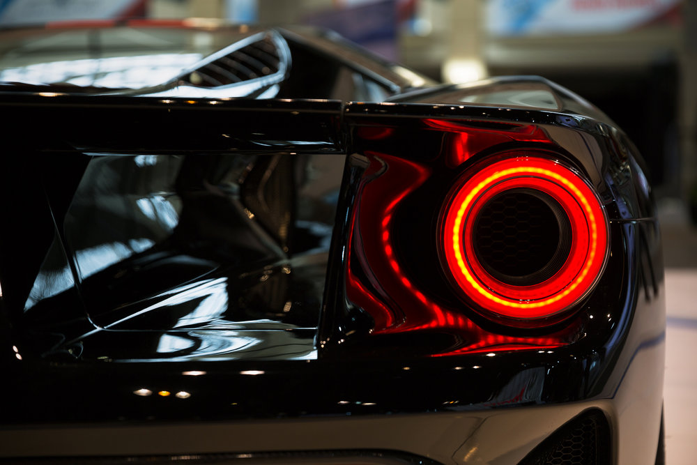 Ford GT at 2017 Chicago Auto Show - McCormick Place - Chicago, IL