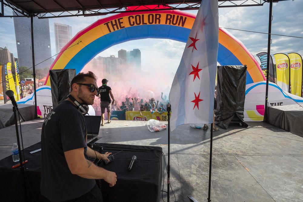 The Color Run DJ - Chicago, IL
