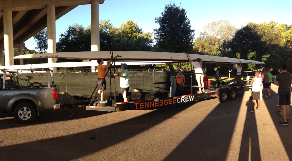 Tennessee Crew   A Volunteer Tradition Since 1972   Learn More
