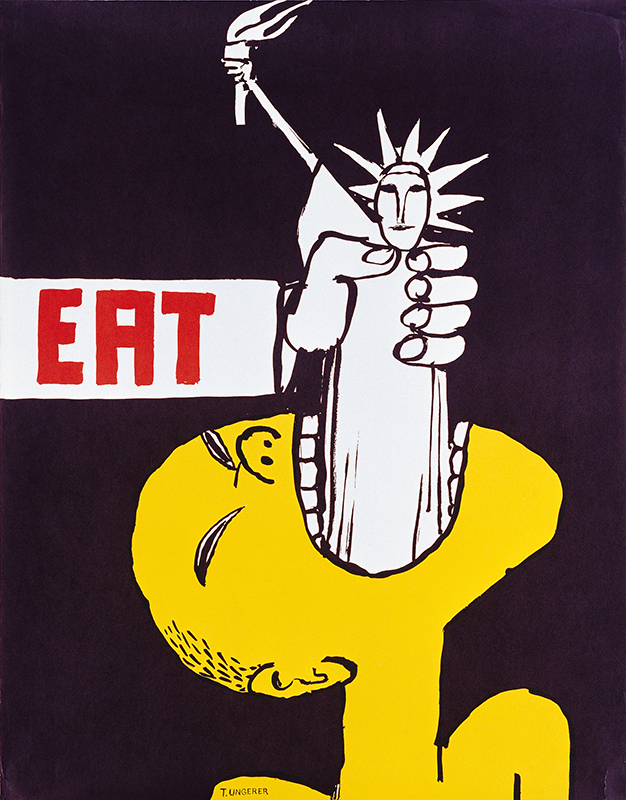 The Daily Serving: Tomi Ungerer