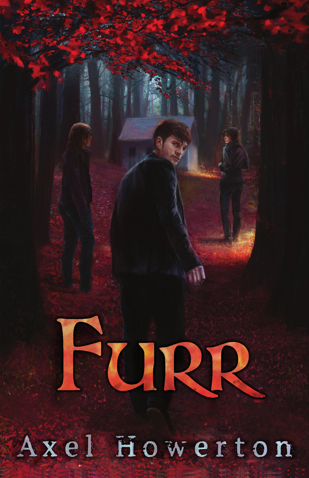 Furr by Axel Howerton - Jimmy Finn is either losing his mind or becoming a monster. Or maybe both...