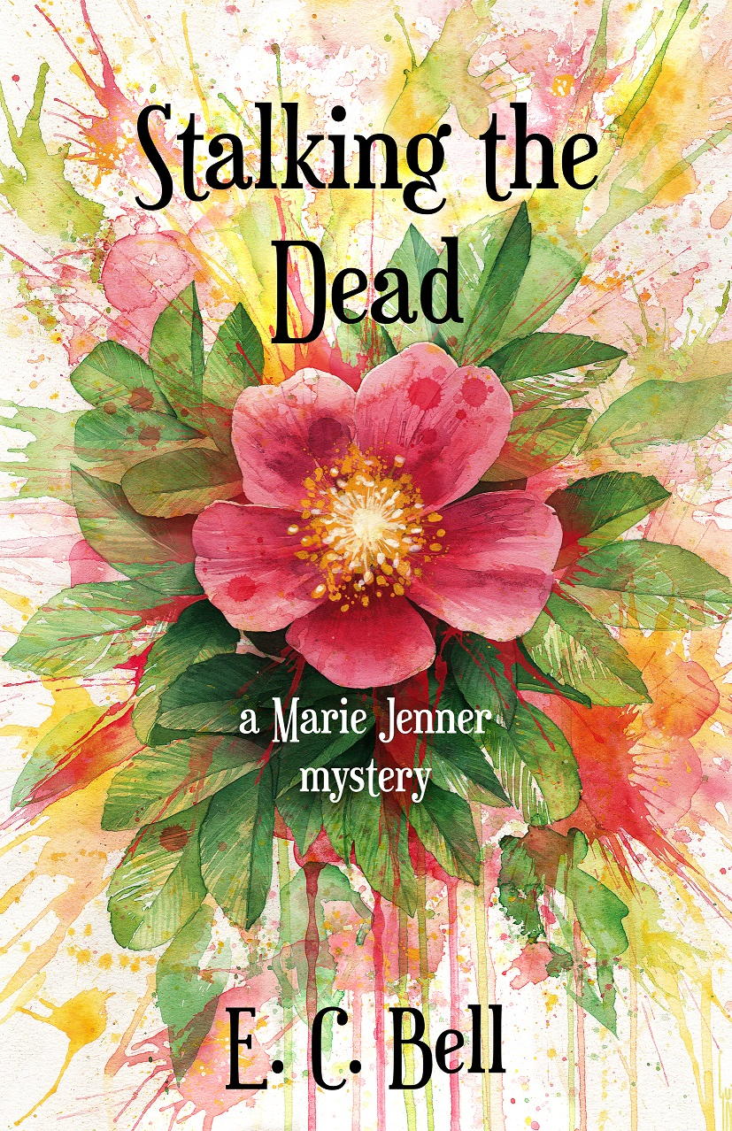Stalking the Dead by E.C. Bell - Paranormal Investigator Marie Jenner is back and this time the ghosts are a lot closer to home.