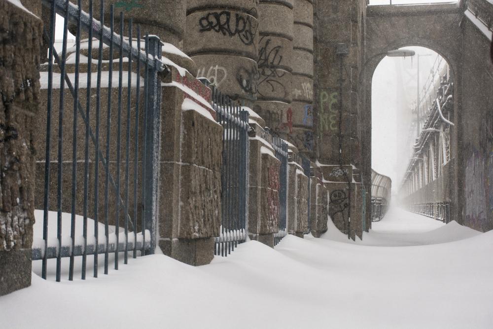 Snowstorm Jonas Pt. 1