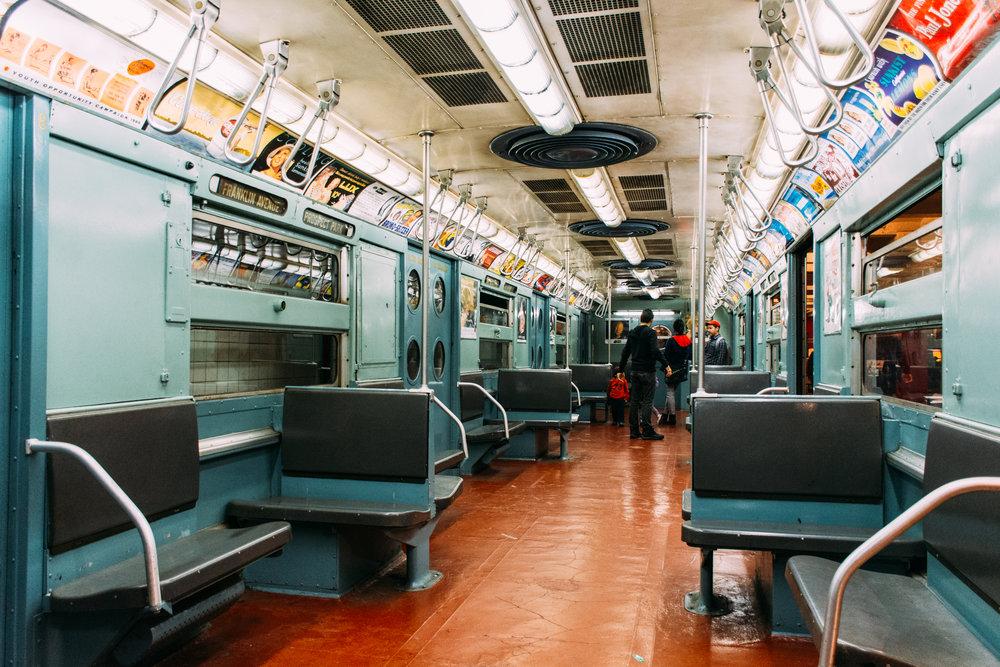 NYC Transit Museum