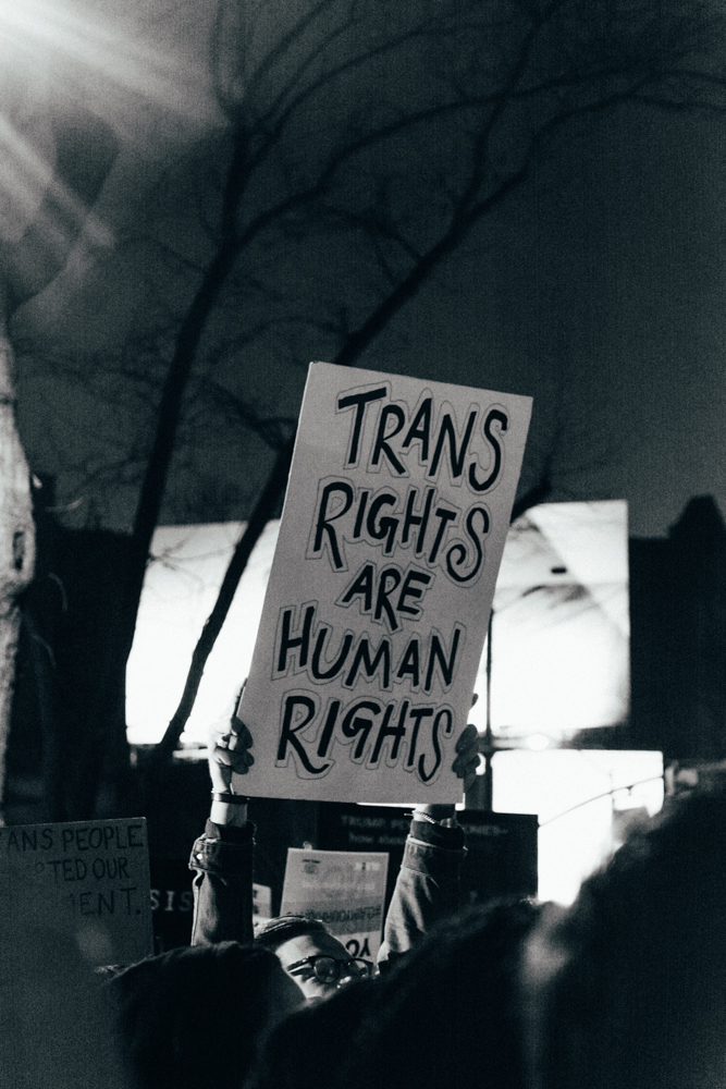Protect Trans Youth Rally