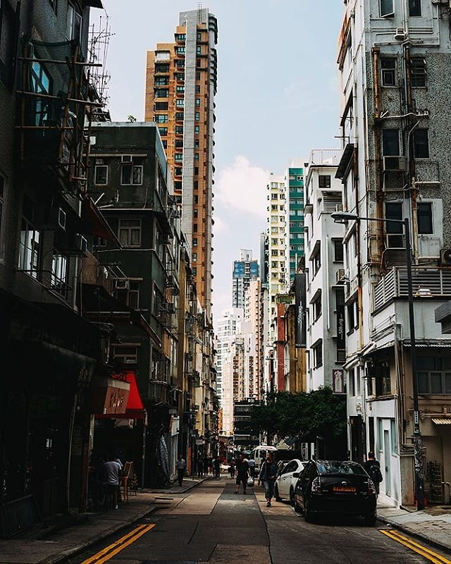 Hong Kong streets  #hongkong #china #PierceTravels #asia