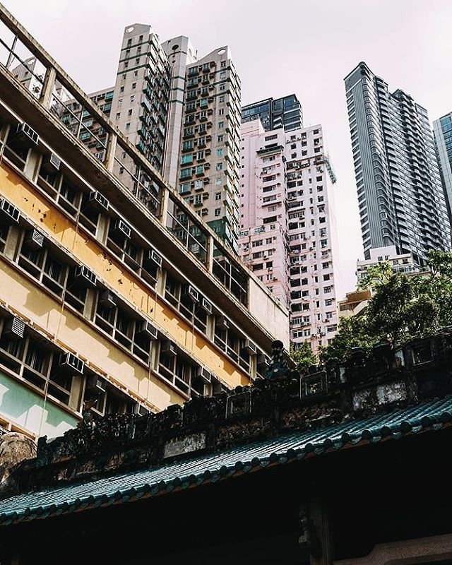 More layers  #hongkong #china #PierceTravels #asia #layers