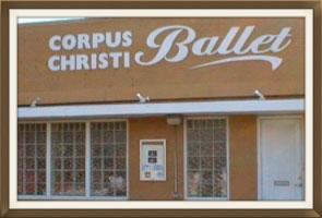 Corpus Christ Ballet Building