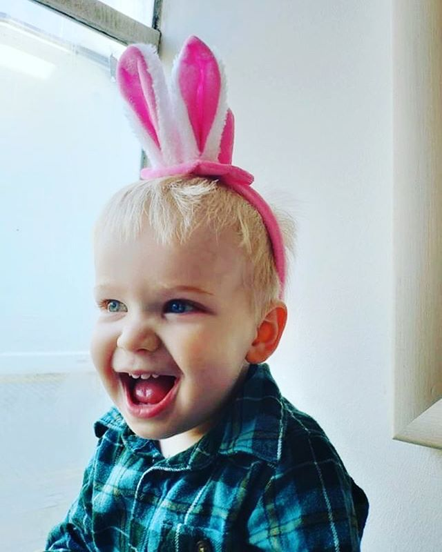 Happy Easter!!! Compliments to this little guy's wicked headwear and 📸 courtesy of @iamthegal . May you all eat much too much chocolate and enjoy this wonderful weather. We're open as usual today from 9:00-17:00 and tomorrow from 9:00-17:00. Big Love! 🐣🐥🐰🐒