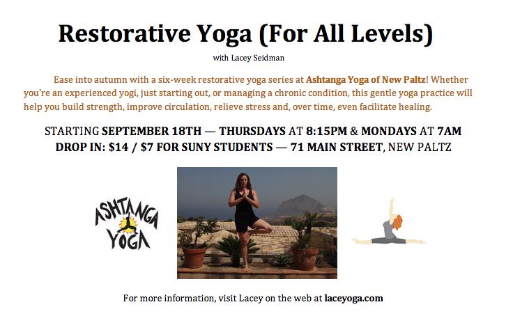 ashtanga yoga of new paltz restorative series