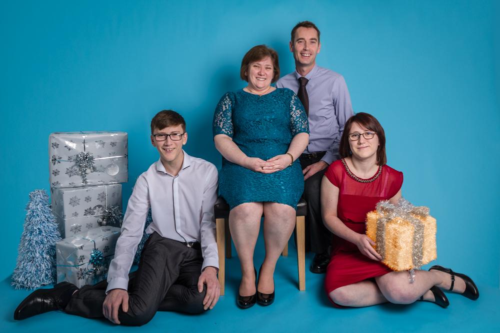 Parker Family 1