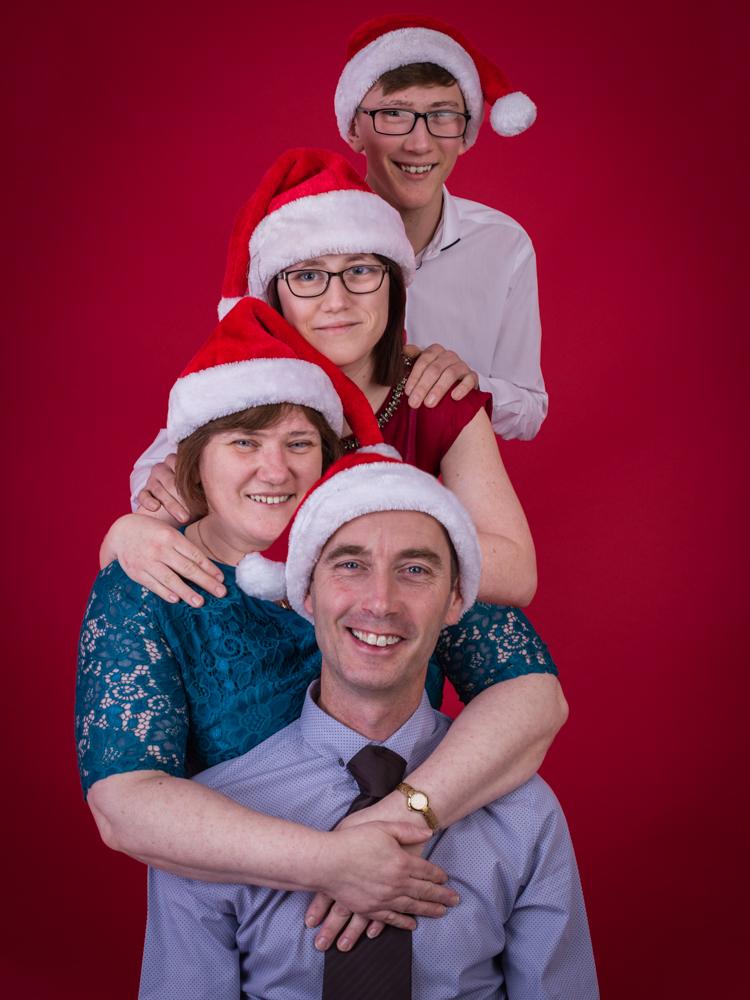Parker Family 14