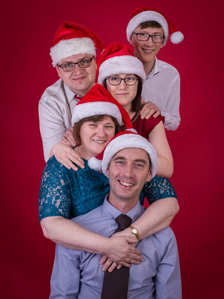 Parker Family 15