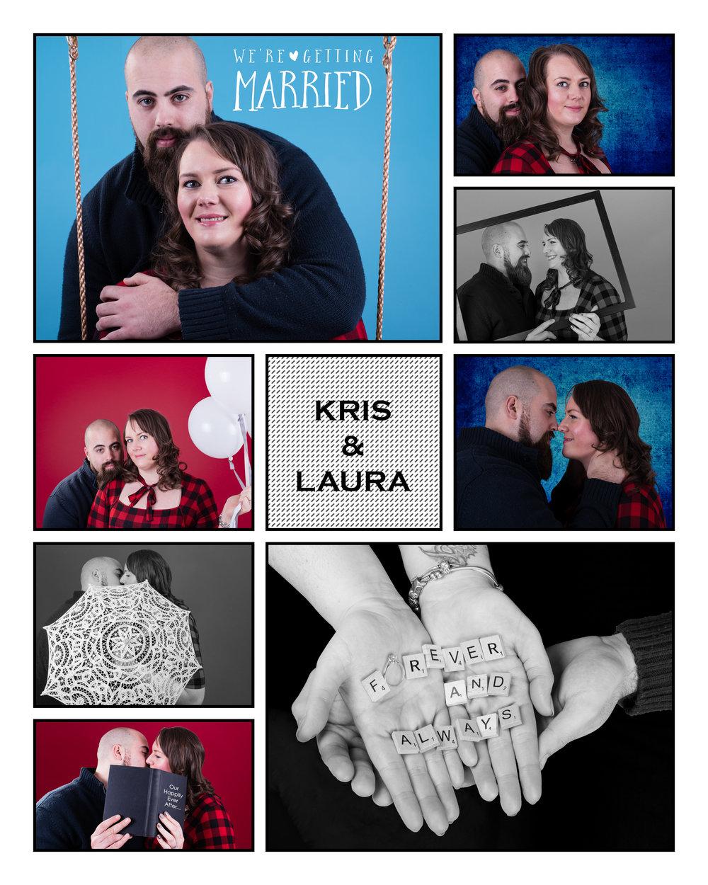 Kris & Laura Engagement 1