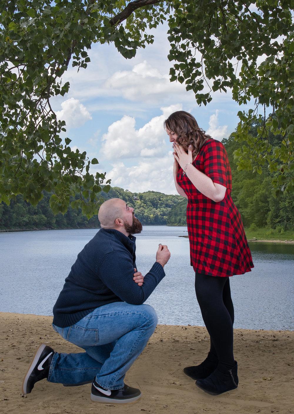 Kris & Laura Engagement 14