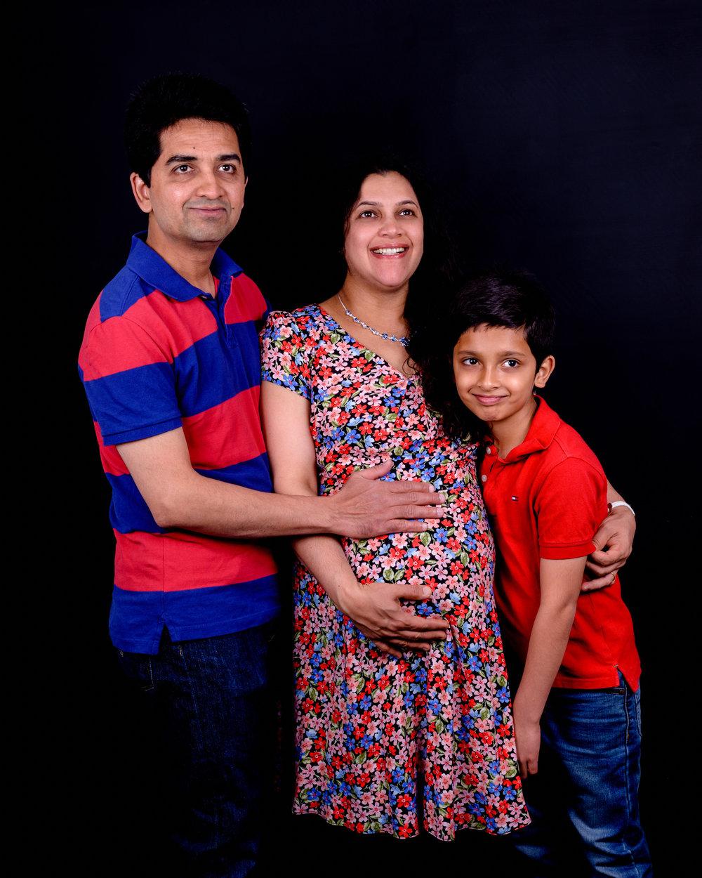 Vandana Bump/Family - 1