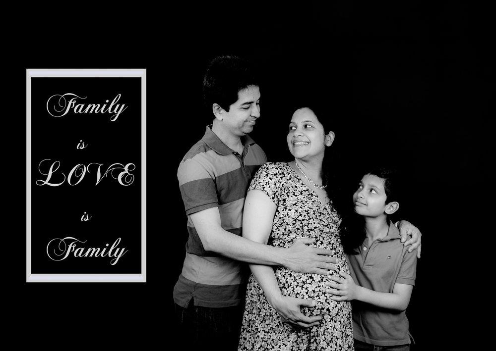 Vandana Bump/Family -5